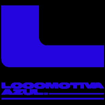 LocomotivaAzul_Símbolo+Logotipo_Bluecomotive