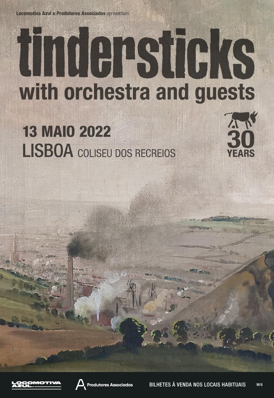Tindersticks – Lisboa 2022