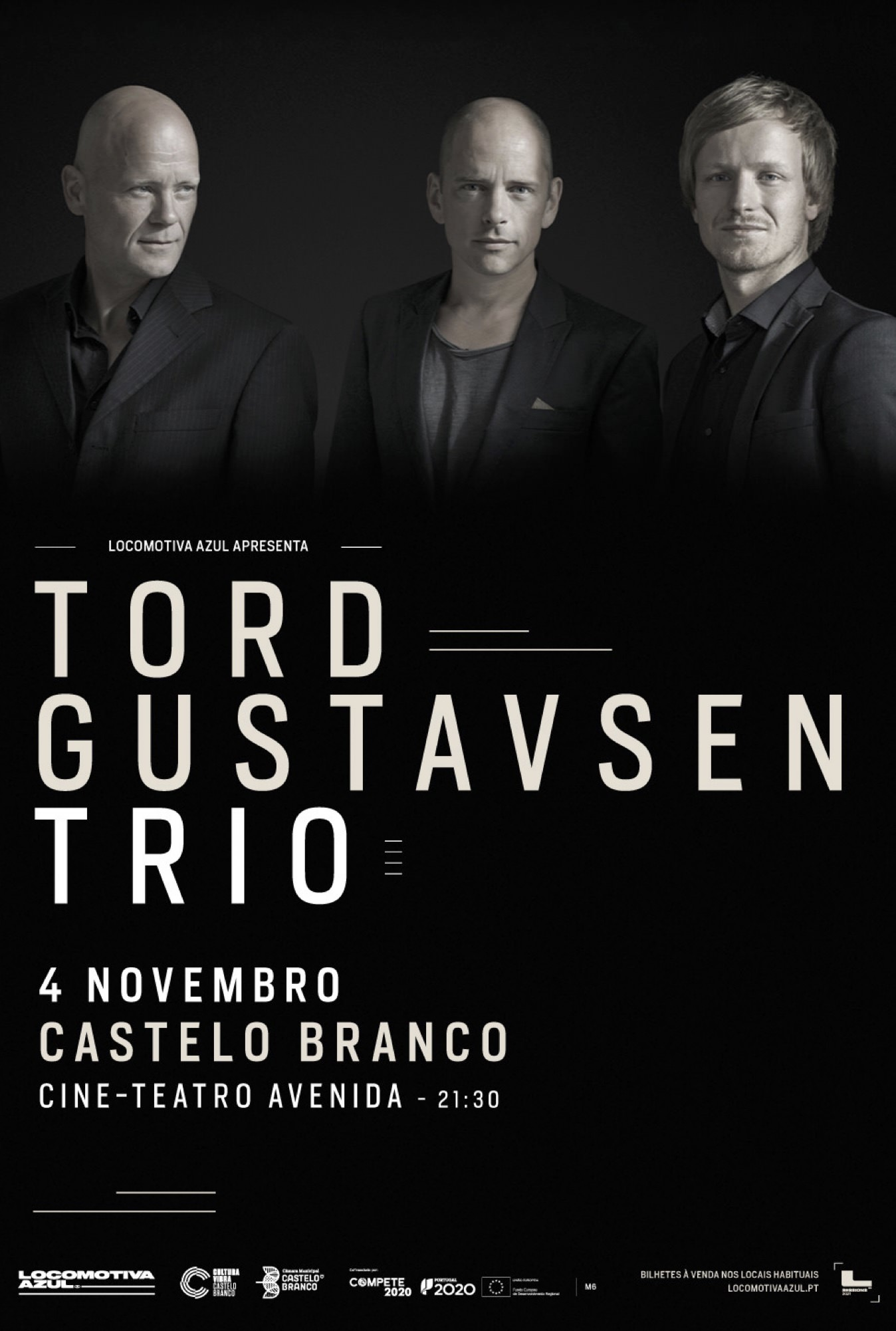Tord Gustavsen Trio – Castelo Branco