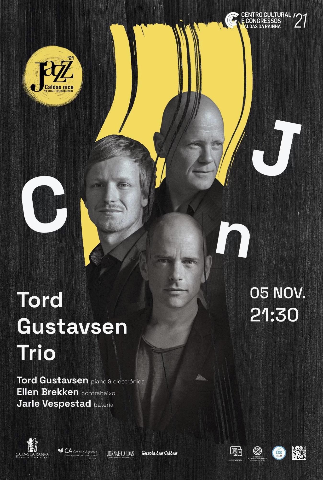 Tord Gustavsen – CCC