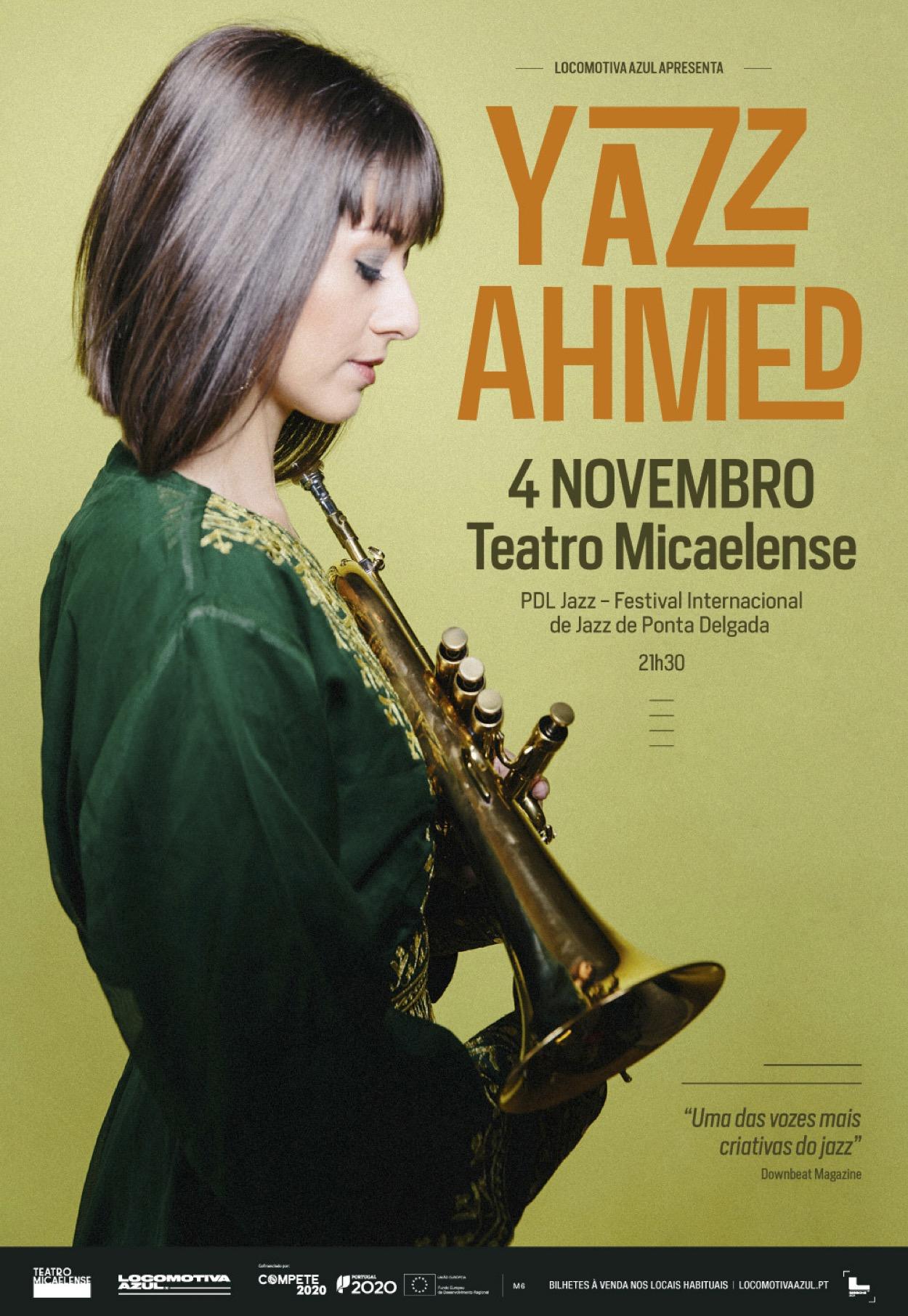 Yazz Ahmed, Ponta Delgada